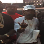 Lil Wayne Poses For Photo With Rick Ross and Trick Daddy Days After Birdman Outburst