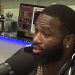 Adrien Broner Endorses Donald Trump For President