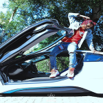 Famous Dex Has BMW i8 On The Way