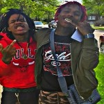 Ayoo KD and Famous Dex Reunite In Chicago