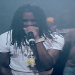 Chief Keef and Rocaine Perform 'Chicken Chicken' In Front Of Lit Columbus, Ohio Crowd