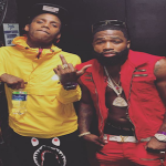 Famous Dex Performs With Adrien Broner In Cincinnati