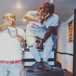 G Herbo and Famous Dex Hit The Studio In Los Angeles