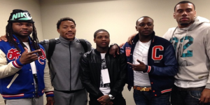 Lil Durk and 600Breezy React To Derrick Rose Being Traded To New York Knicks