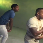 Lil Durk and Yo Gotti Film Music Video For 'Money Walk'