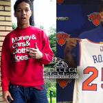 G Herbo and Lil Bibby React To Derrick Rose Wearing No. 25 For New York Knicks