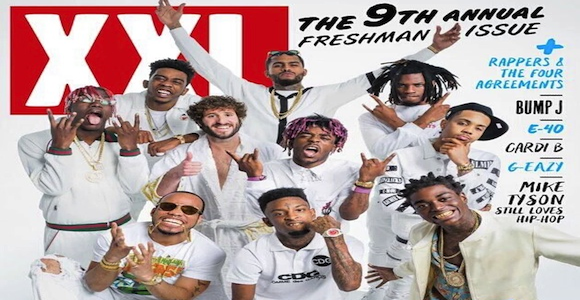 Xxl Magazine 2014 Freshman Lil Bibby Reacts To G ...