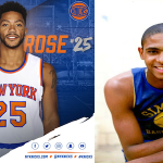 Derrick Rose Will Wear No. 25 For New York Knicks In Honor Of Benji Wilson
