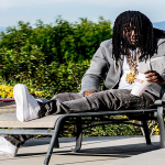 Chief Keef Still Ballin In His New Mansion