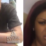 Trick Daddy Threatens Woman and Spits On Phone; She Reacts