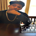 Lil Bibby Proves Chain Wasn't Snatched During Fight In Connecticut