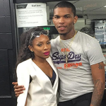 600Breezy Links With Lil Mama At Madison Square Garden