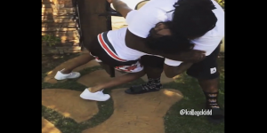 Young Chop Chokes Chief Keef For Messing With Him