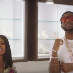 Dreezy and Gucci Mane- 'We Gone Ride' Music Video