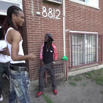 JP Armani (GMEBE)- 'Trappin Onna Block' Music Video
