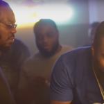 Beanie Sigel Helps Omelly With His Verse On Meek Mill's 'Ooouuu (Remix),' Footage Shows