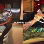Famous Dex Bumps Into BallOut At Weed Shop
