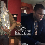 Meek Mill Sneak Disses 50 Cent In 'Ooouuu (Remix)?'