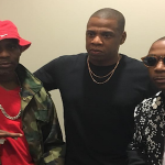 DMX and Ja Rule End Beef After Reuniting With Jay Z During Beyonce's 'World Formation' Tour