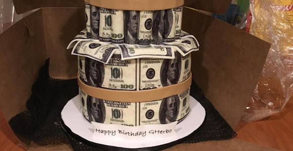 G Herbo Celebrates 21st Birthday With Custom Benjamin