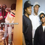 Ice Cube Says Glo Gang Reminds Him Of N.W.A., According To Chief Keef's Mom