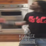 Chief Keef and Glo Gang Knock Out Man In Las Vegas