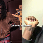 Lil Yachty Reacts To Chief Keef's 'Colored Hair, Booty Shaking Rapper' Diss