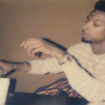 21 Savage Eats Waffles With Cough Syrup