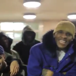 600Breezy Films 'Who Shot Ya' Music Video In New York City