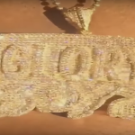 BallOut (Glo Gang) Shows Off $10K Glory Boyz Piece