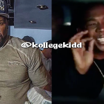 50 Cent Clowns Ja Rule For Being An Uber Driver In Footlocker Commercial