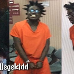 Kodak Black All Smiles During Court Hearing