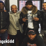 Lud Foe Has Meeting With 300 Entertainment Founder Kevin Liles