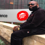 Rick Ross Signs Endorsement Deal With Pizza Hut