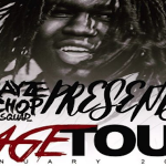 Young Chop Announces 'Rage' Tour