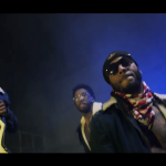 Montana of 300, Jalyn Sanders, No Fatigue, $avage and TO3- 'Black Beatles (Remix)' Music Video