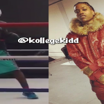 Detroit Rapper Snap Dogg Challenges Chiraq Rapper Rico Recklezz To A Boxing Match