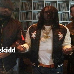 Chief Keef In The Studio With French Montana and Swizz Beatz