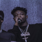 21 Savage Not Entertaining 22 Savage, Flexes With Icy Jewelry