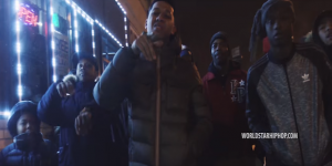 Lil Bibby Checks Nephew For Throwing Up Gang Signs