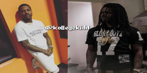 Chief Keef and Lil Durk Roast Each Other