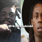 Lil Wayne's Daughter Reginae Disses Kodak Black