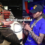 Soulja Boy Disses 50 Cent and Chris Brown In 'Hit Em With The Draco'