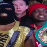 Kodak Black Walks Out With Adrien Broner Before Adrian Granados Match