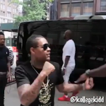 Lil Durk Shows Off Boxing Skills
