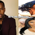 Nicki Minaj's Ex-Boyfriend Safaree Reacts To Remy Ma's 'Shether'
