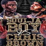 Soulja Boy Says Chris Brown Is Scared To Fight Him, Won't Sign Contract