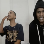 YK Wildend and TaySav Go Off In 'Logging Off' Music Video