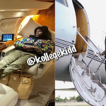 Floyd Mayweather Lets G Herbo and NLMB Borrow His Private Jet