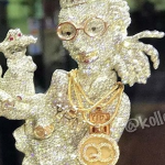 Migos Quavo Cops Icy Ratatoullie Chain